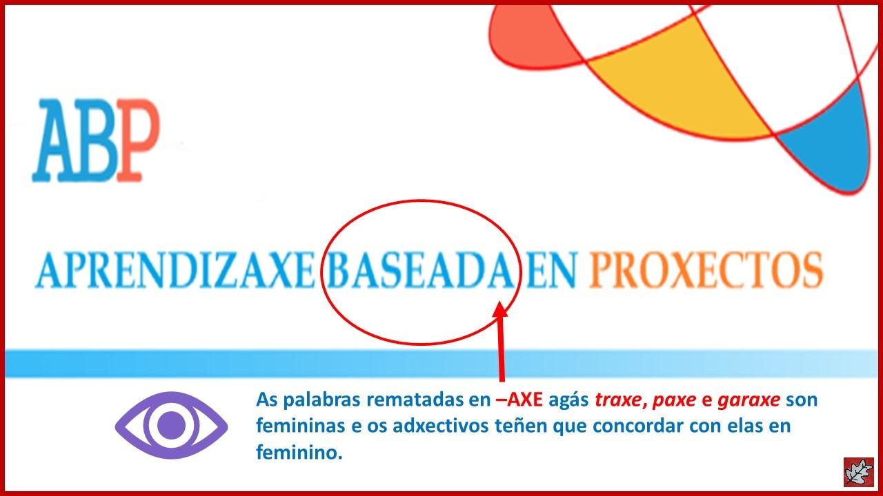 ABP en galego
